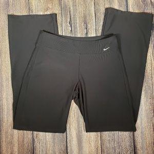 Womens small Nike fit dry black yoga pants